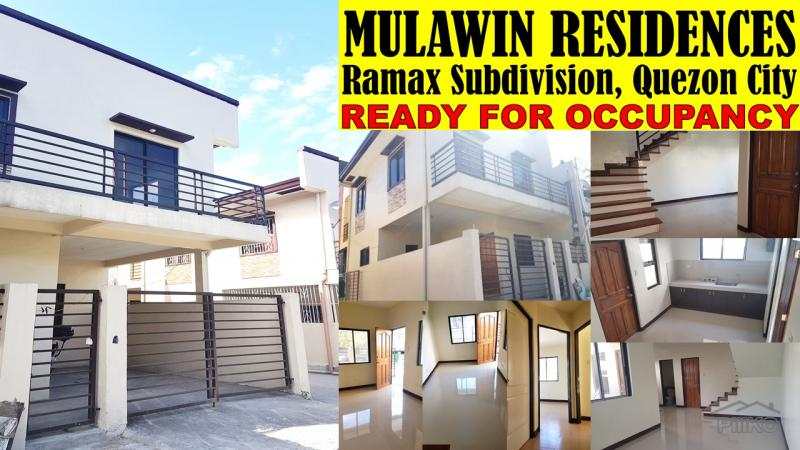 Picture of 3 bedroom House and Lot for sale in Quezon City