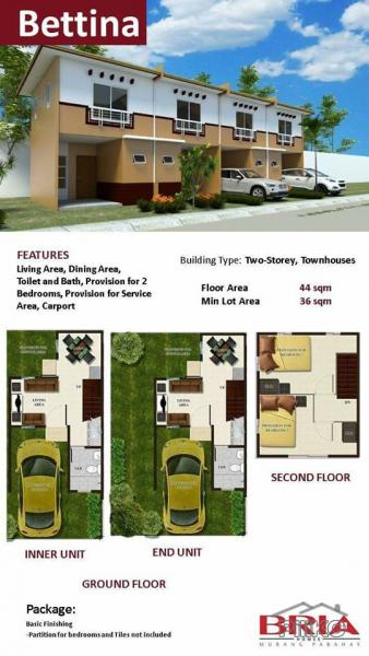 Picture of 2 bedroom Houses for sale in Baras