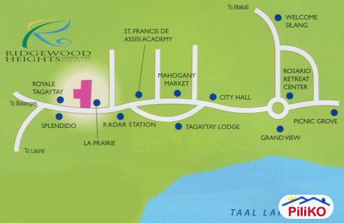 Picture of Residential Lot for sale in Tagaytay in Cavite