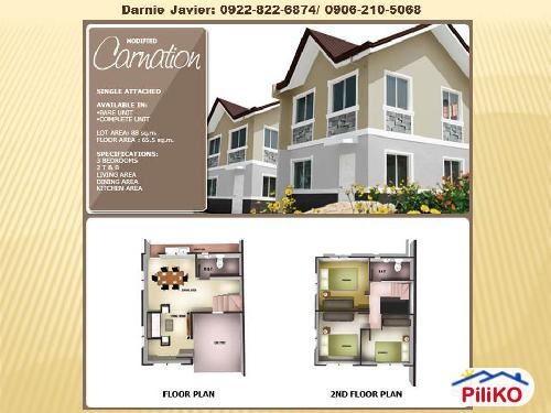 Picture of 2 bedroom House and Lot for sale in Calamba