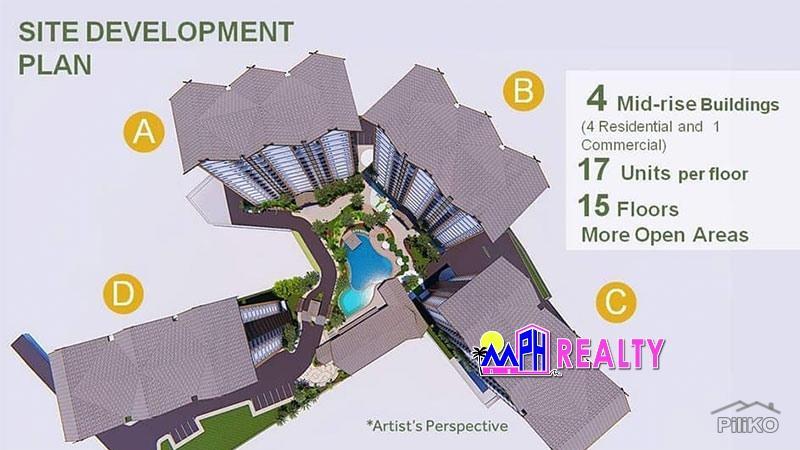 2 bedroom Condominium for sale in Lapu Lapu in Philippines