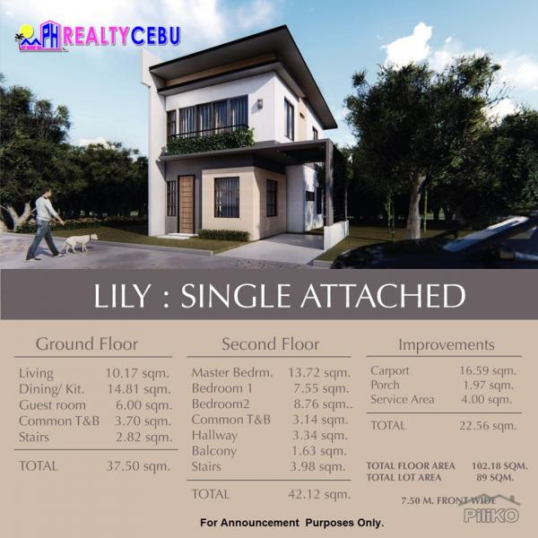 Picture of 4 bedroom House and Lot for sale in Lapu Lapu