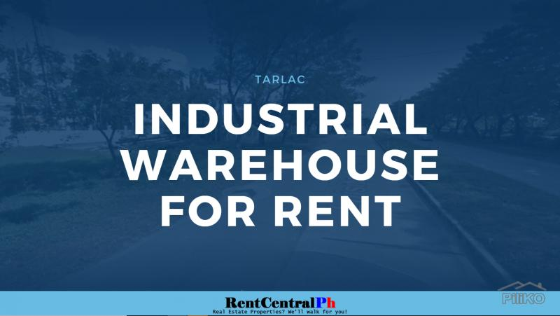 Picture of Warehouse for rent in Tarlac City