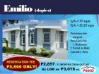 1 bedroom House and Lot for sale in Imus