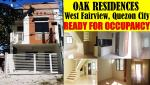 3 bedroom House and Lot for sale in Quezon City