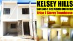 2 bedroom House and Lot for sale in San Jose del Monte