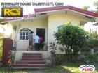 2 bedroom House and Lot for sale in Cebu City