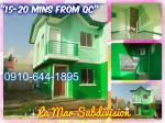 2 bedroom House and Lot for sale in Rodriguez