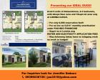 3 bedroom House and Lot for sale in Iloilo City