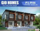 Townhouse for sale in Talisay