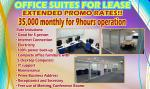 Office for rent in Mandaluyong